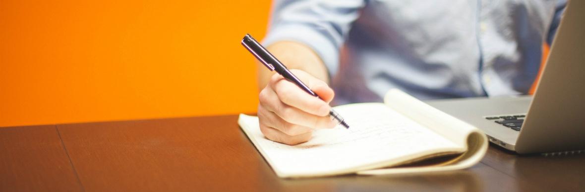 Zo schrijf je een goede tekst (of in elk geval een betere) - HVMP Internet Marketing