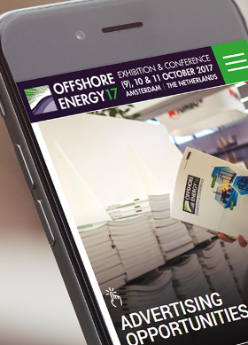 Offshore Energy lanceert nieuwe website  - HVMP Internet Marketing