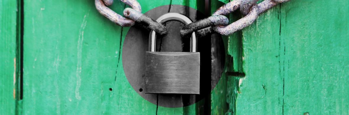 Het groene slotje verdwijnt - HVMP Internet Marketing